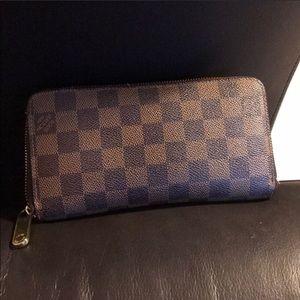 Handbags - Louis Vuitton zipper wallet